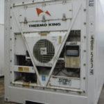 20 HCRF LCLU 400563-4 рефрижераторный контейне