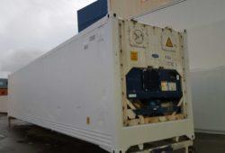 40 HCRF RRSU 107302-0 рефрижераторный контейне