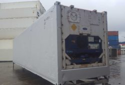 40 HCRF RRSU 911393-0 рефрижераторный контейне