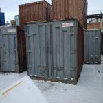 железнодорожный контейнер 5 тонн бу фото