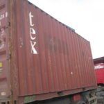 бу контейнер 20 DC - фото