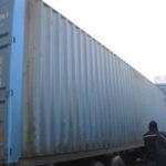 сухогрузный контейнер 40 HC - картинка