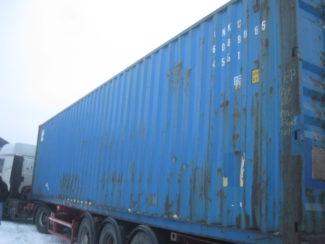 контейнер 40 HC - фото