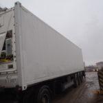 40 HCRF бу контейнер - фото