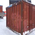 контейнер 5 тонн под склад б/у фото