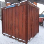 контейнер 5 тонн под склад б/у в СПб