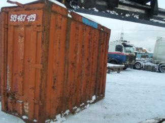 жд контейнер 5 тонн изображение