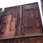 контейнер 5 тонн под склад фото дверей