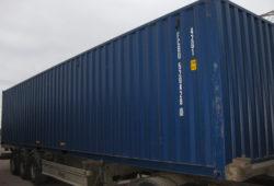 40 DC контейнер - фото