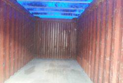 контейнер 20ft opent-top