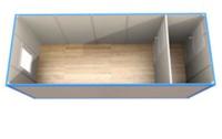 Блок-контейнер БК-3 - схема